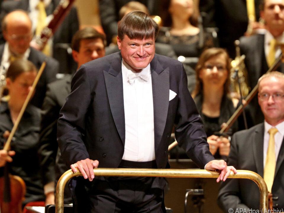 Thielemann wird das Neujahrskonzert zum ersten Mal dirigieren