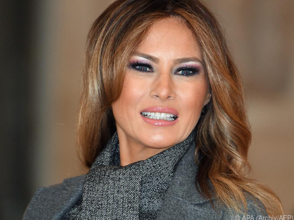 Ungewöhnliches Vorgehen einer First Lady