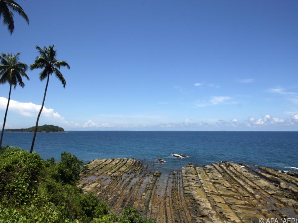 US-Amerikaner betrat trotz Verbot die Insel