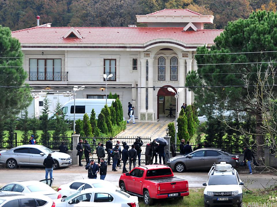 Villa eines Geschäftsmanns in der Provinz Yalova