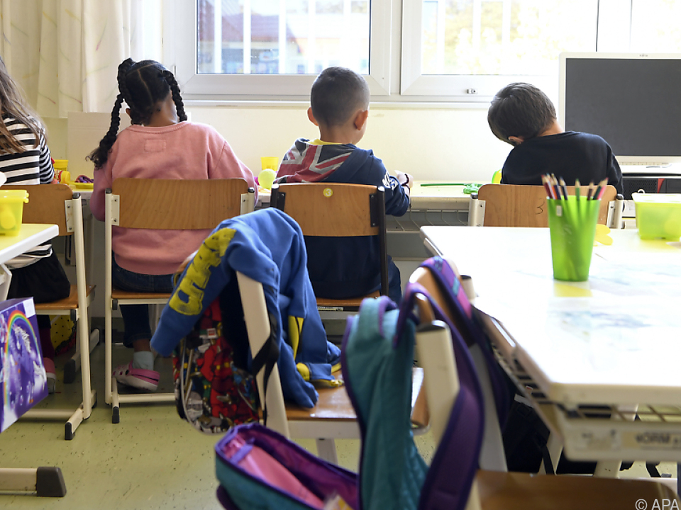 Wieder Zuwachs bei den Volksschülern aufgrund von Zuwanderung