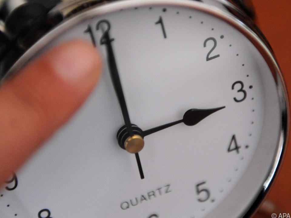 Zeitumstellung soll der Vergangenheit angehören