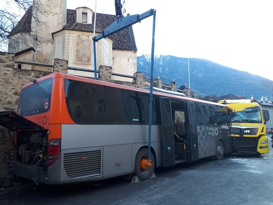 Bus Lkw Latsch