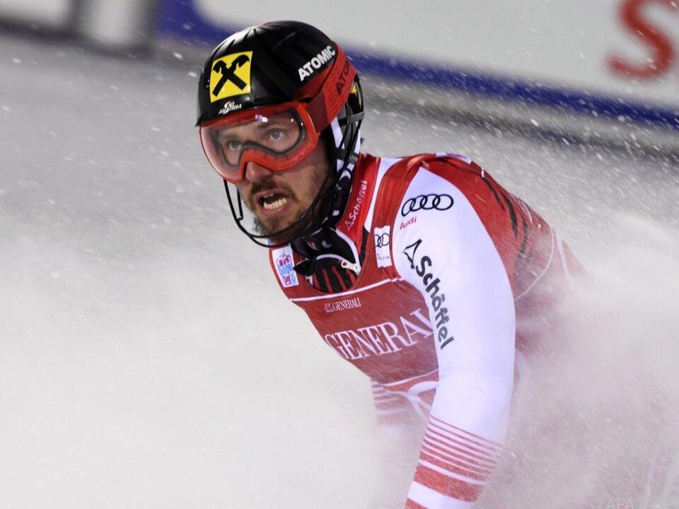 59 Weltcupsiege hat Hirscher schon, aber er will noch mehr