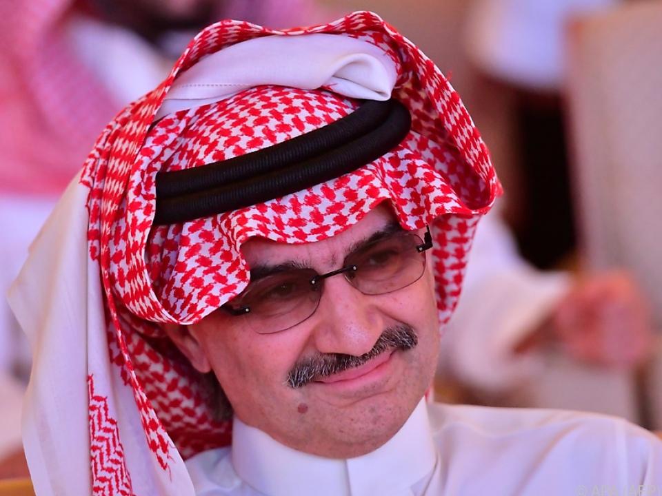 Progressiver Saudischer Prinz Talal bin Abdulaziz gestorben