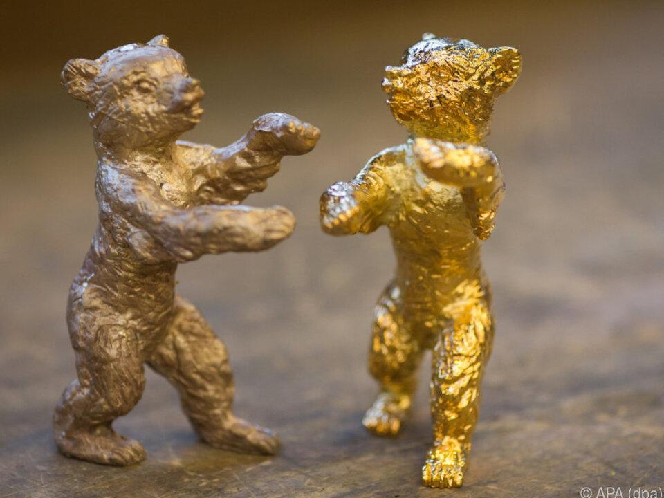 Ab 7. Februar geht es wieder um den Goldenen Bären