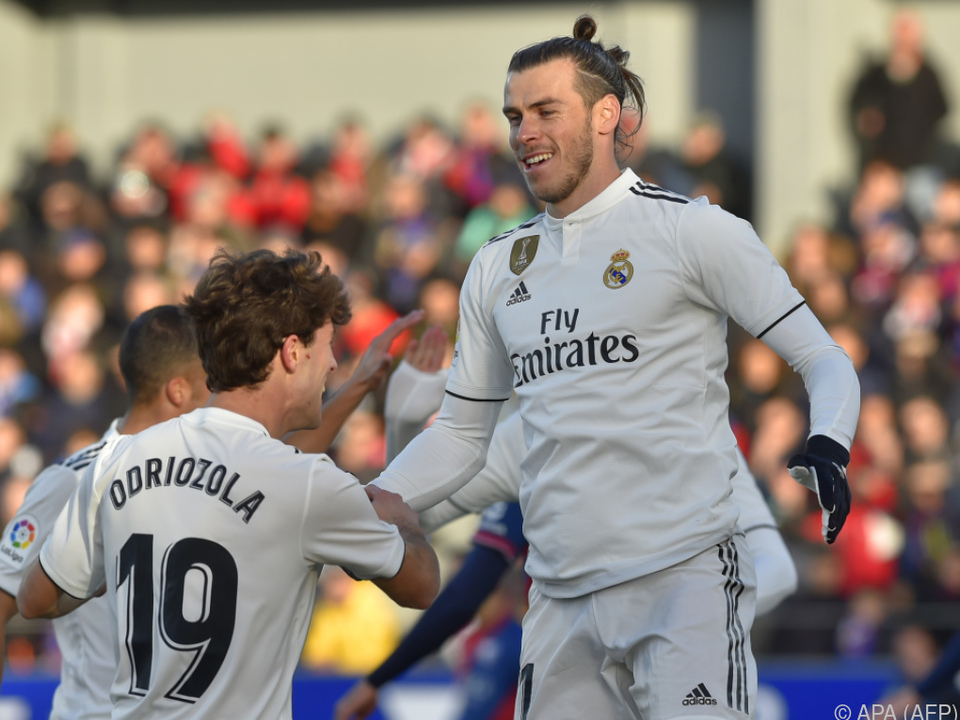 Bale machte den Unterschied