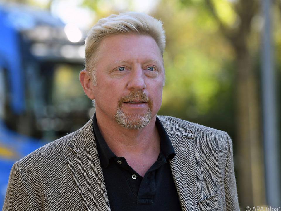 Becker erschien nicht vor Gericht