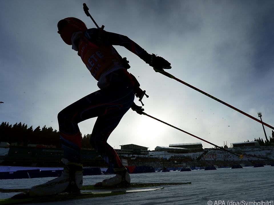 Biathlon wieder in den Schlagzeilen