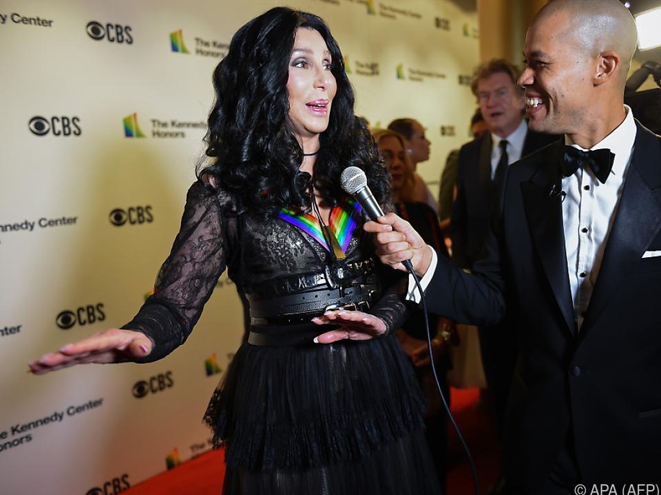 Cher griff in der Vergangenheit mehrfach die Politik Trumps an