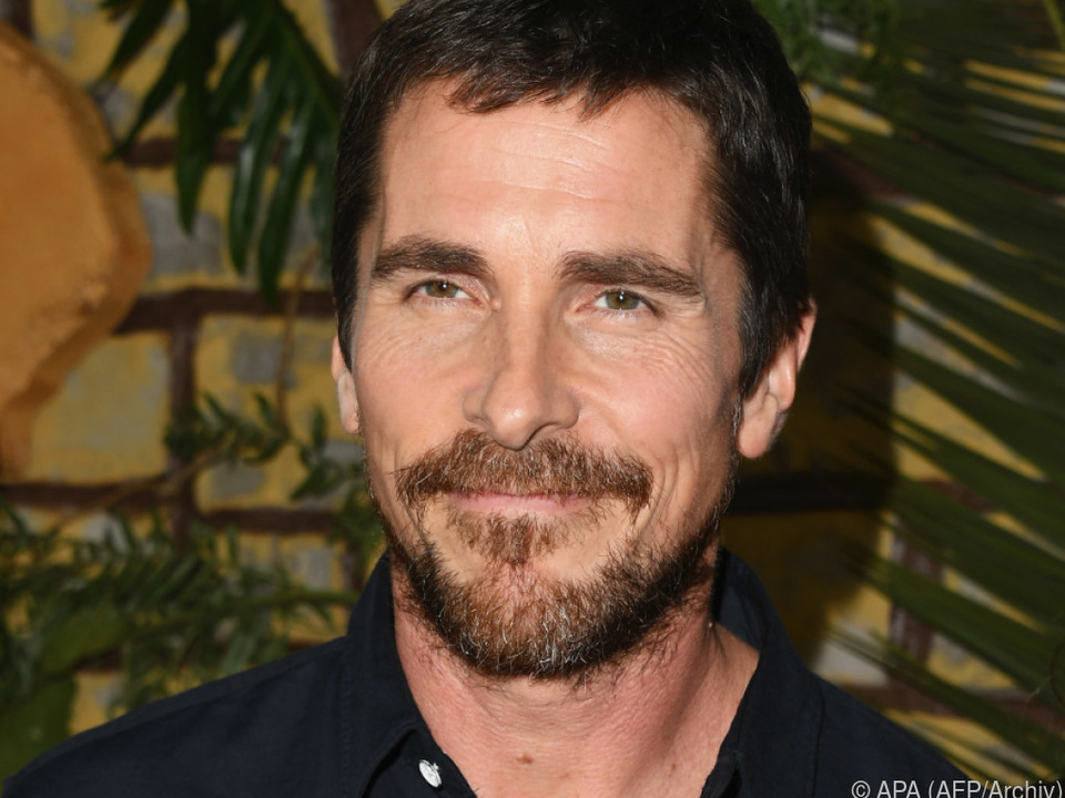 Christian Bale spielt Dick Cheney