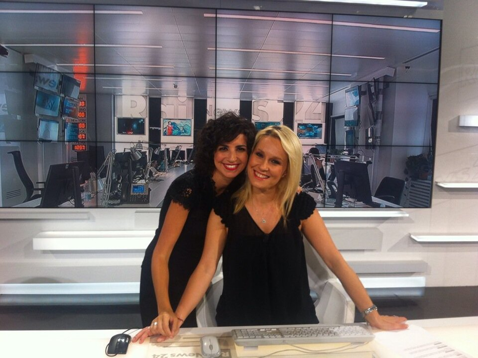 Twitter/Giorgia Rombolà