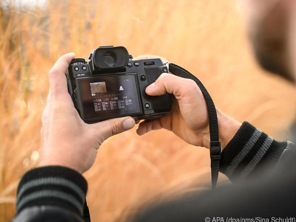 Systemkameras zeigen schon auf dem Display, wie das Foto aussehen wird