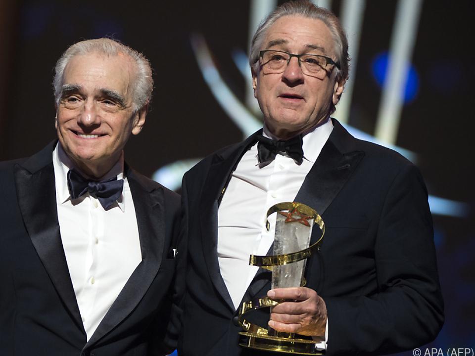 De Niro übte Kritik an US-Präsident Trump