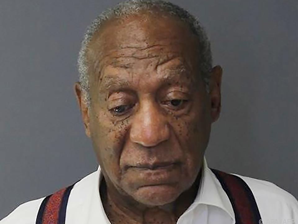 Der 81 Jahre alte Cosby sitzt im Gefängnis