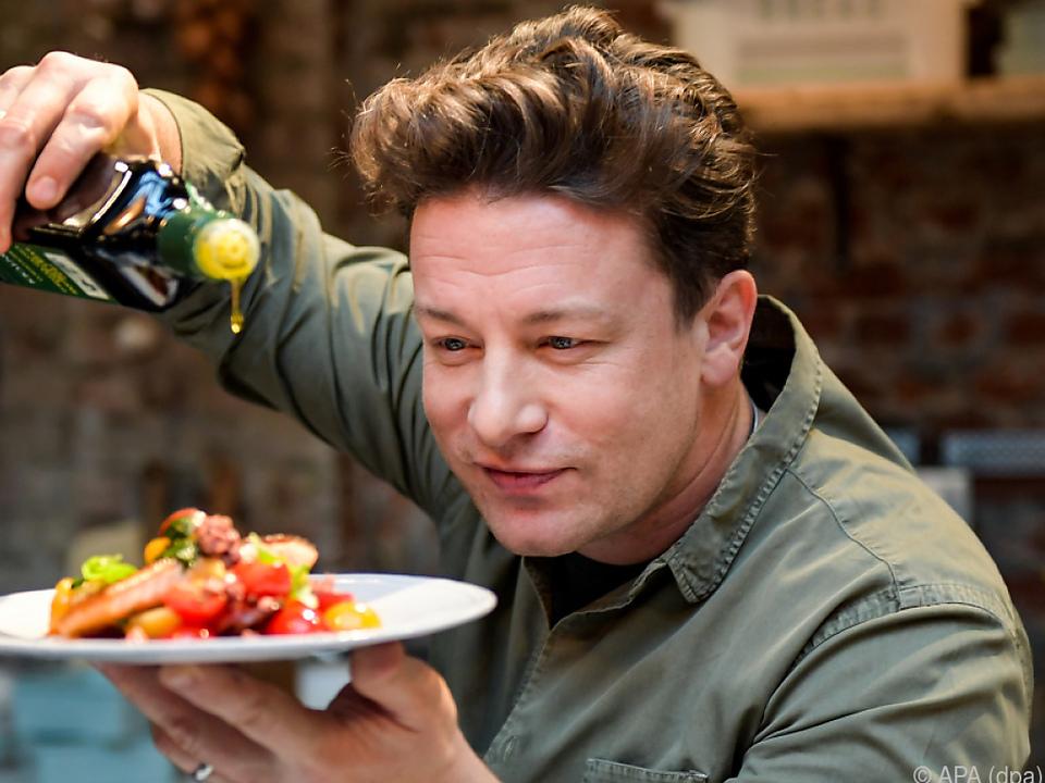 Der Brite liebt die italienische Küche