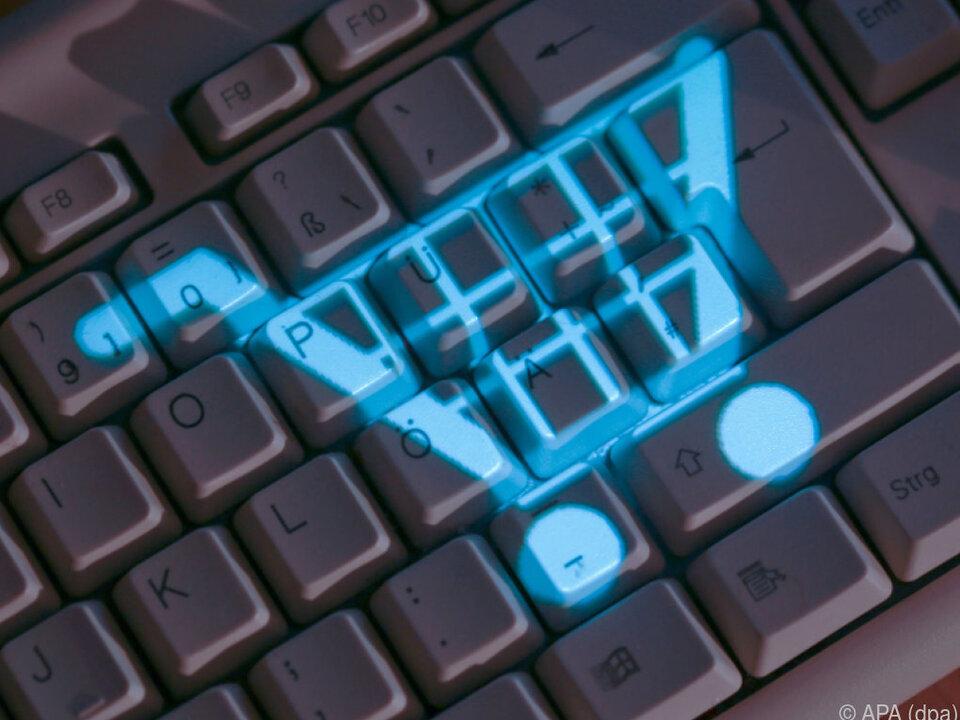 Der Online-Handel wächst stetig