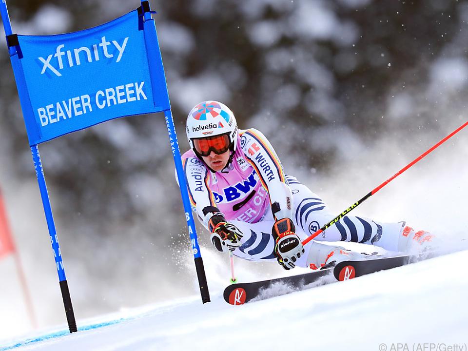 Deutscher Stefan Luitz gewann Riesentorlauf in Beaver Creek