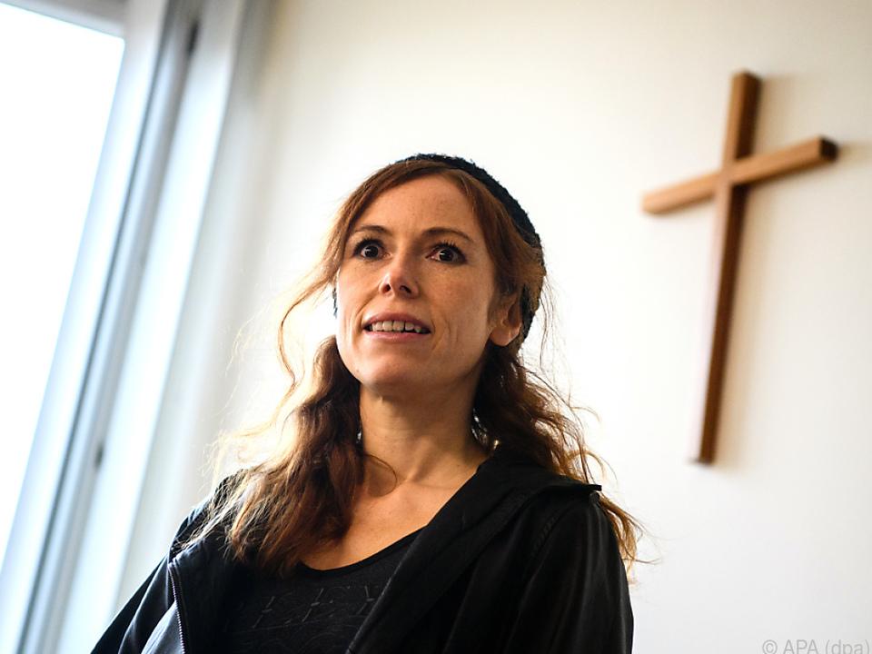 Die 40-jährige Schauspielerin hat Ärger