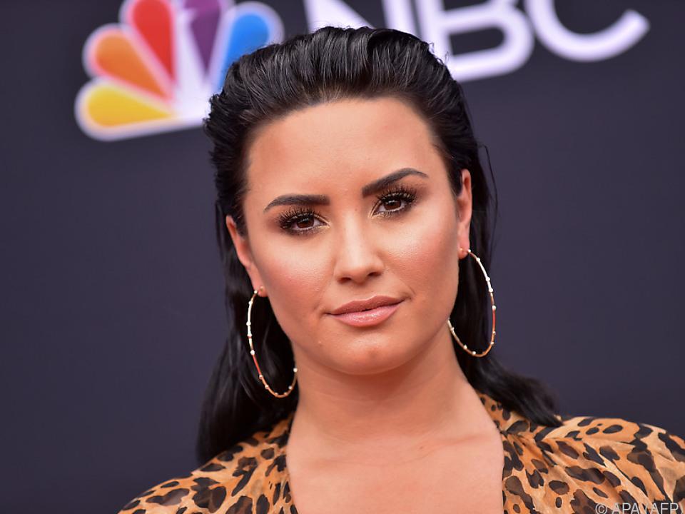 Die Sängerin berichtete über ihre Drogenabhängigkeit