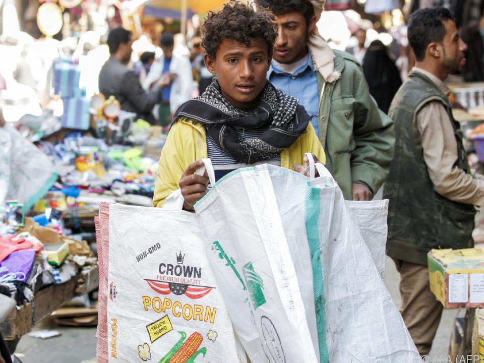 Die Situation im Jemen ist vor allem für Kinder prekär
