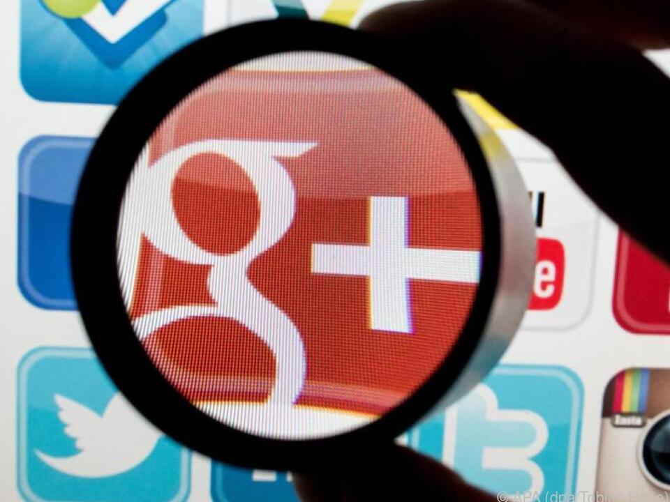 Die Social Media-Plattform Google Plus wird schon im April 2019 eingestellt