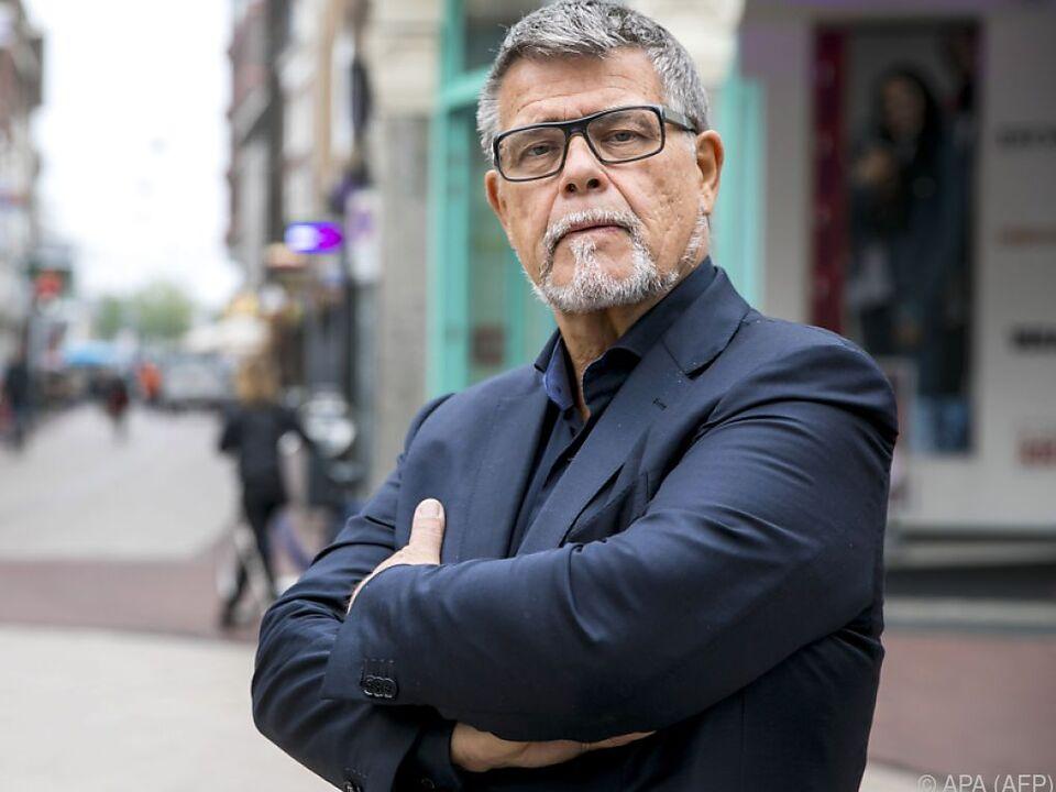 Emile Ratelband kämpft juristisch gegen sein Alter