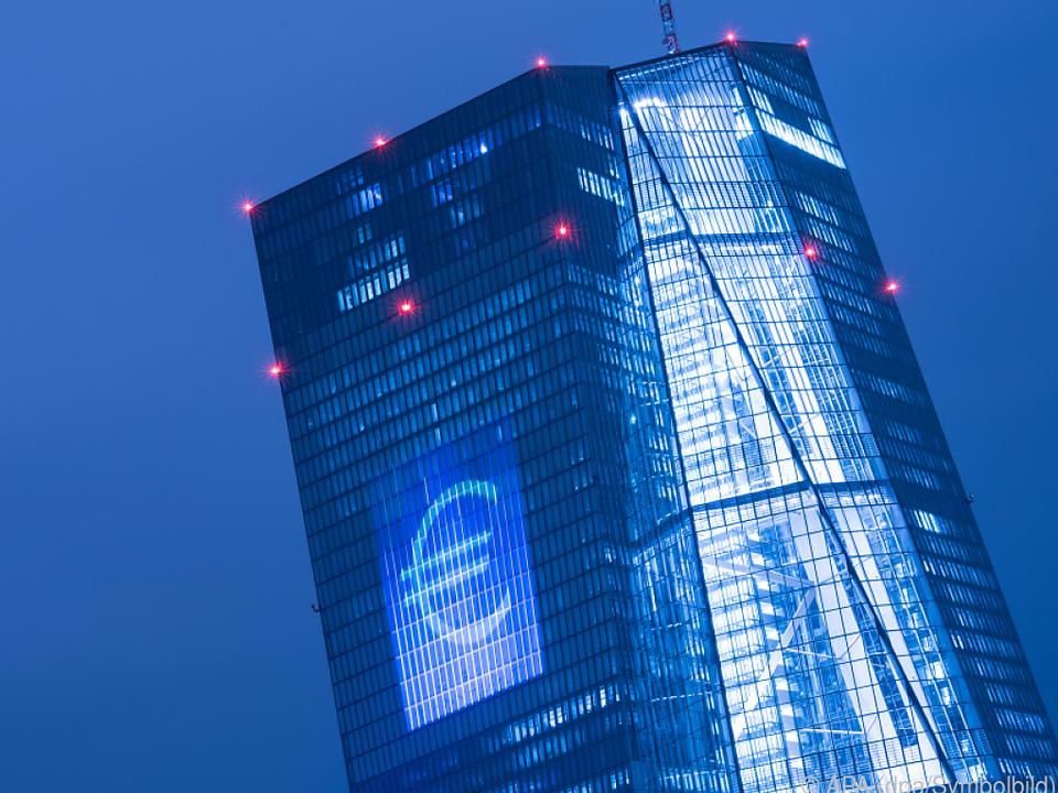 EZB hält Leitzins bei 0,0 Prozent