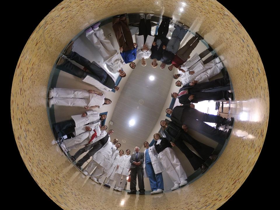 Gruppo GIMPa a 360 gradi