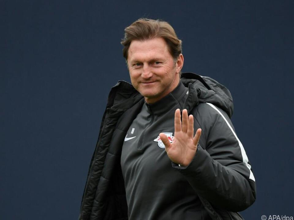 Hasenhüttl ist seit drei Wochen Trainer bei Southampton