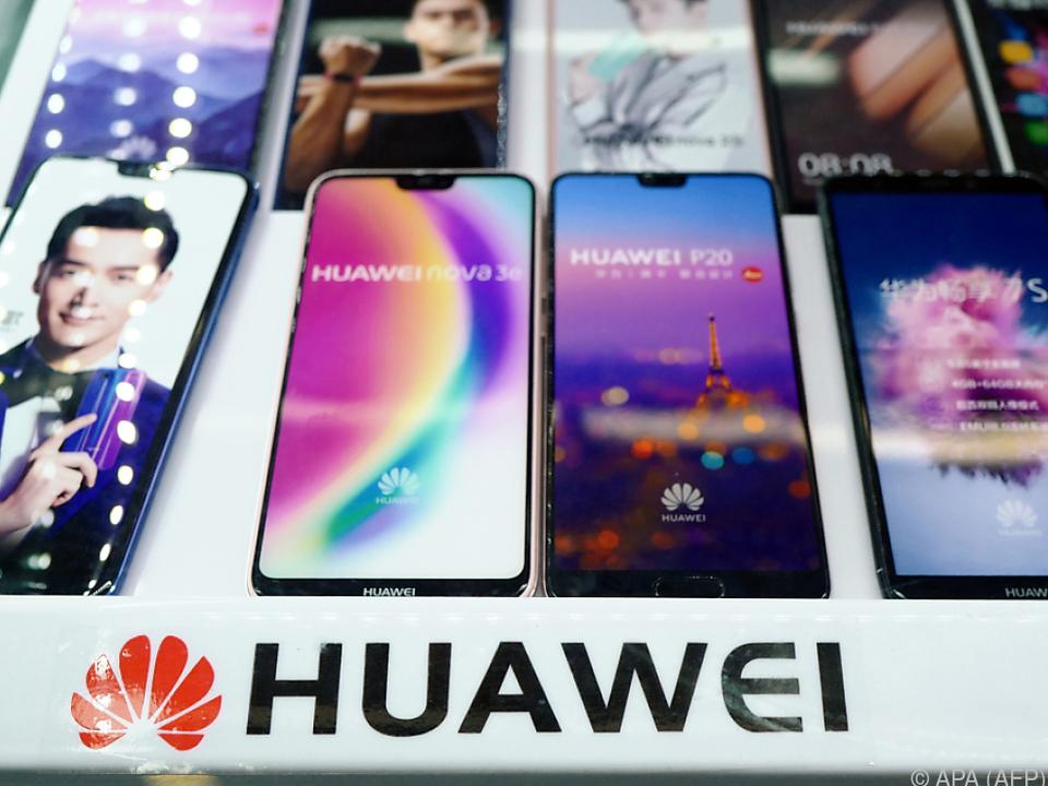Huawei-Finanzchefin Meng Wanzhou war am Samstag festgenommen worden