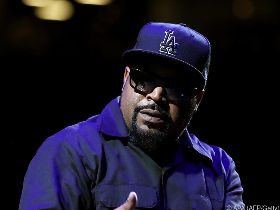 Ice Cube meldet sich lautstark zurück
