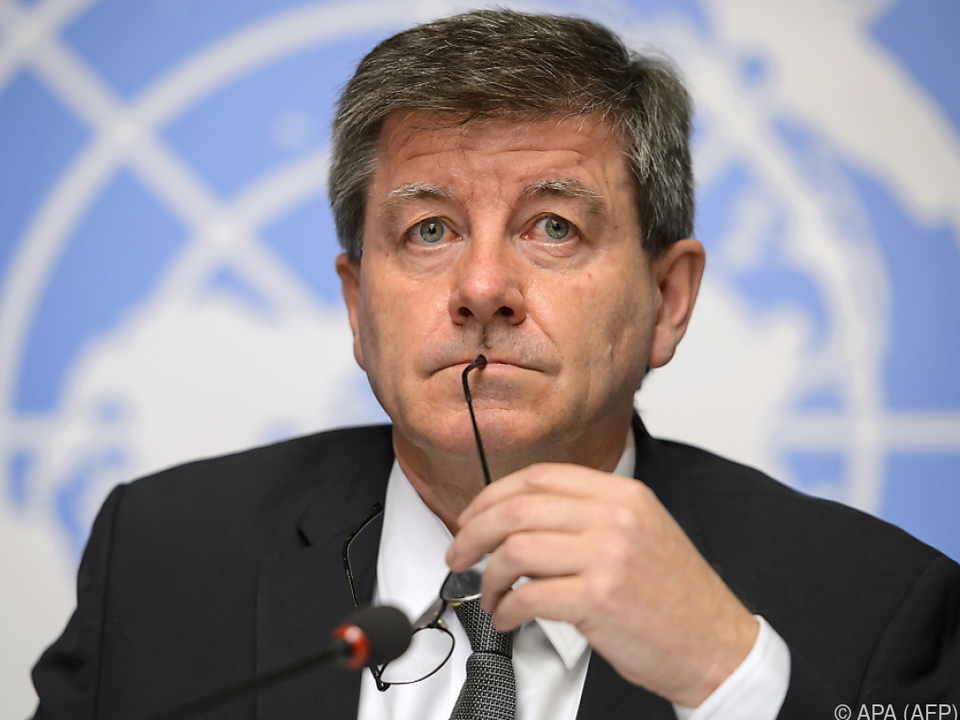 ILO-Direktor Guy Ryder