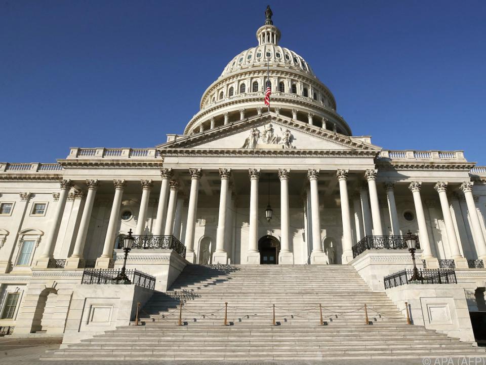 In Washington verschieben sich ab Jänner die politischen Gewichte