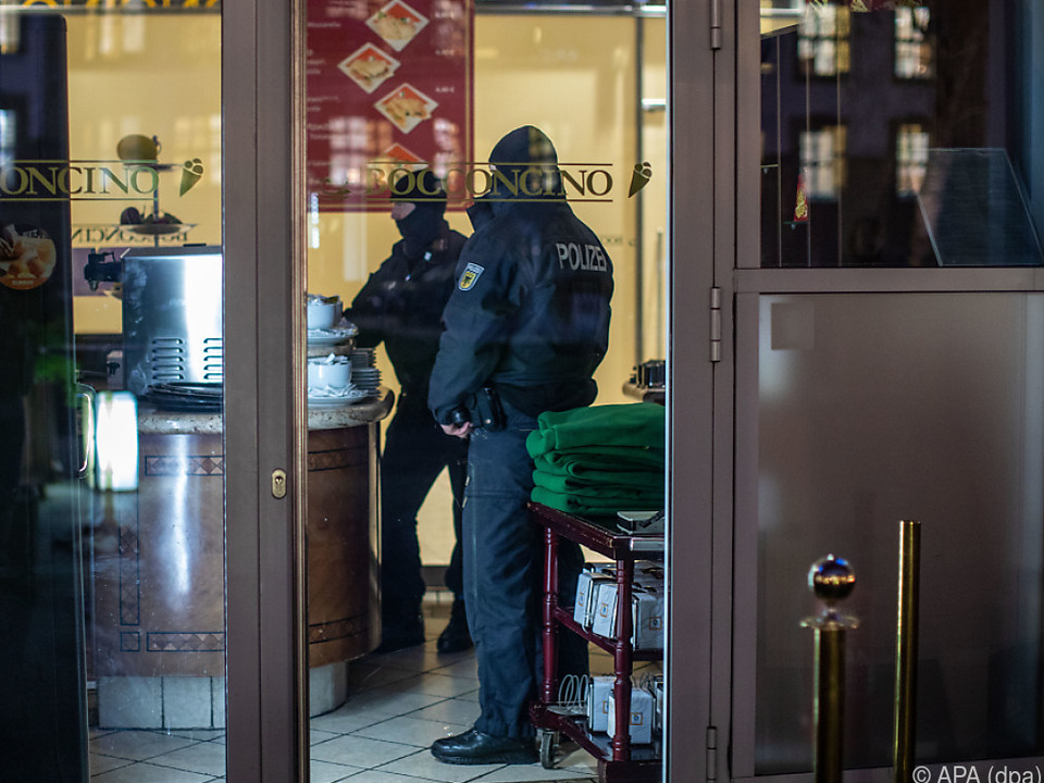 Internationaler Schlag gegen italienische Mafia