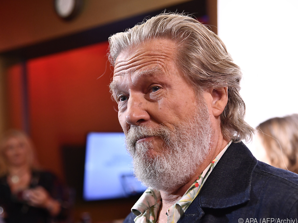 Jeff Bridges: \
