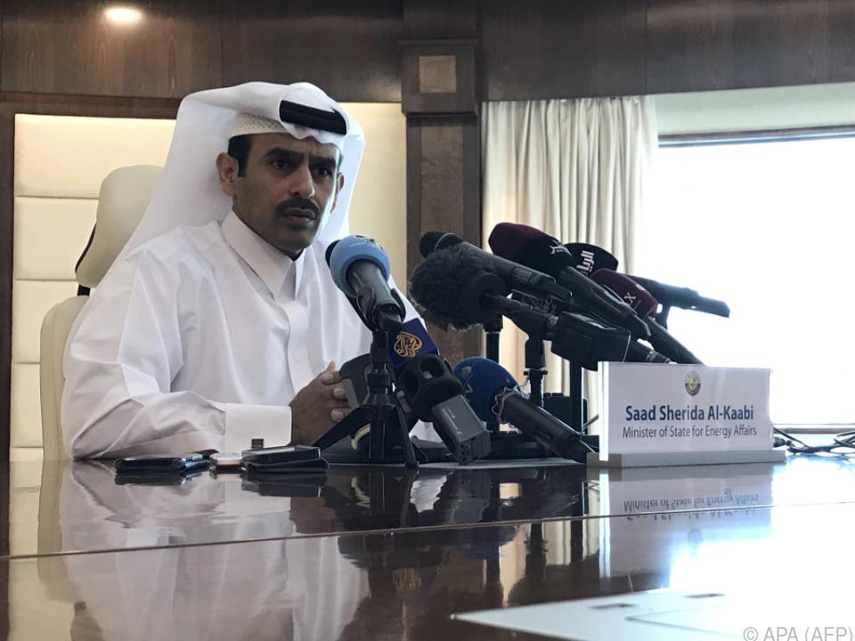 Katar möchte Gasproduktion steigern