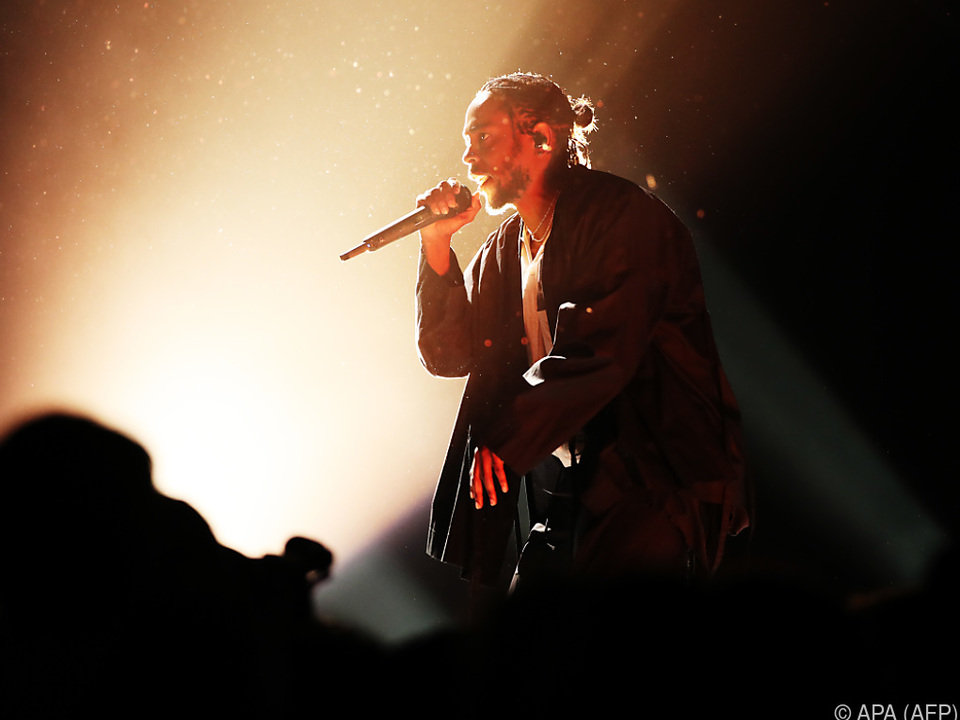 Kendrick Lamar räumte schon im Vorjahr fünf Grammys ab