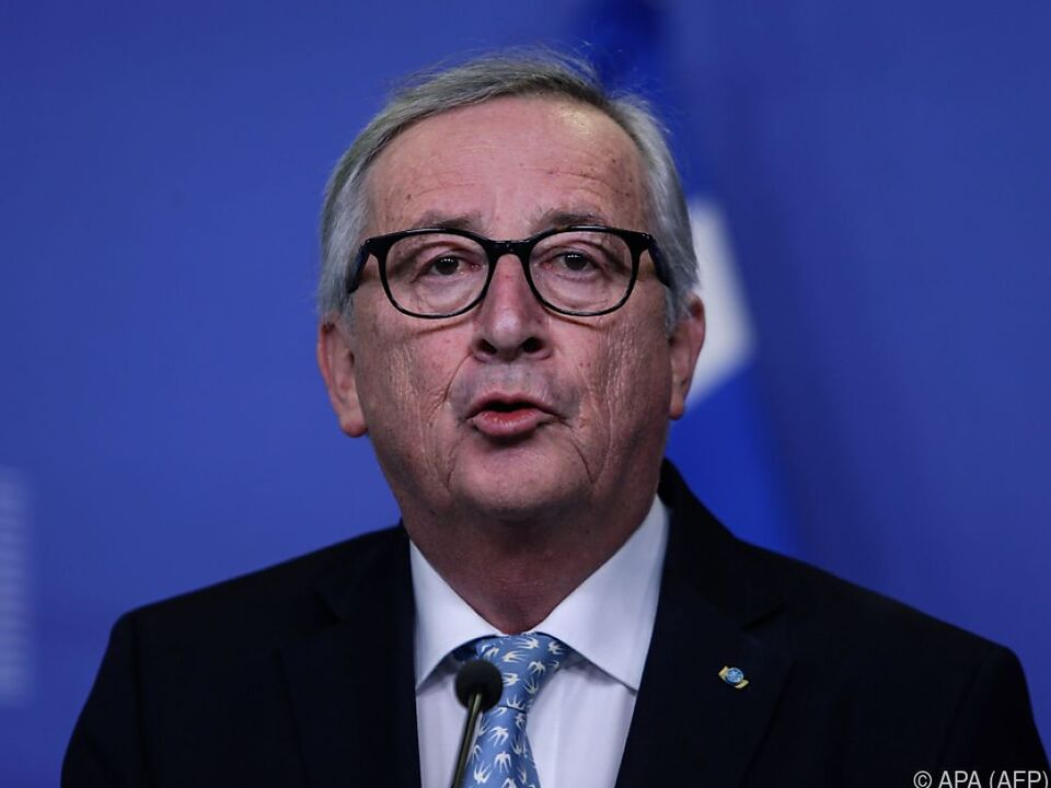 Kommissionspräsident Juncker äußert unverblümte Kritik an Bukarest