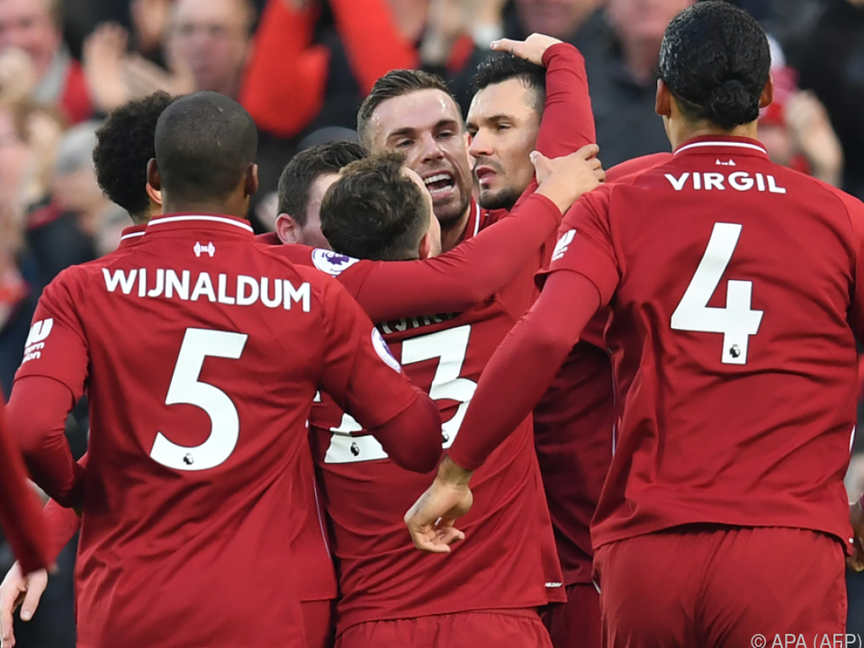 Liverpool fertigte Newcastle mit 4:0 ab