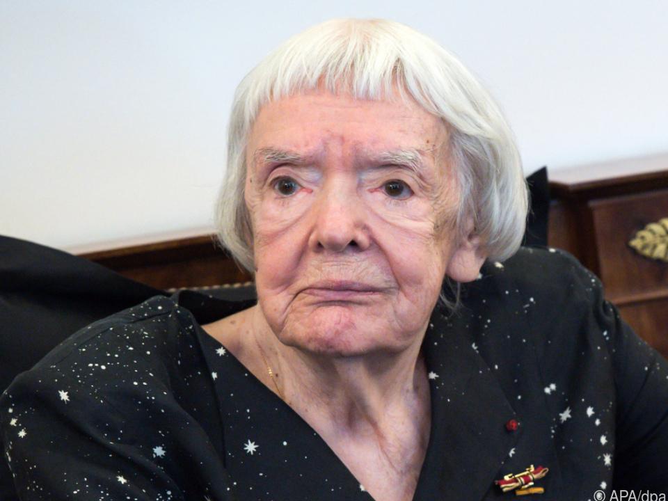 Ljudmila Alexejewa starb im Alter von 91 Jahren in Moskau