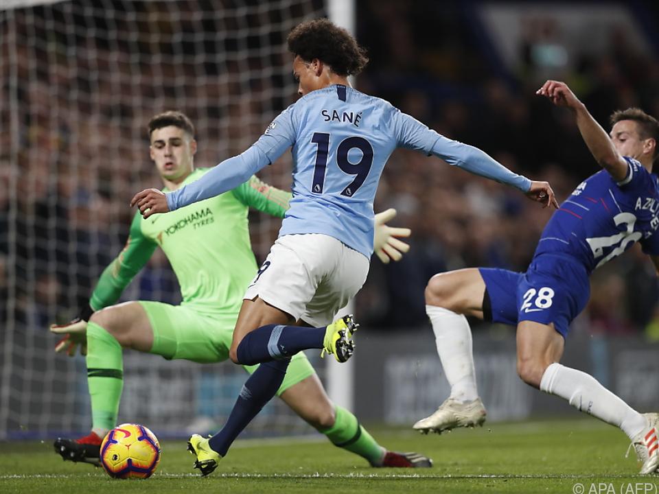 ManCity verlor 0:2 gegen Chelsea