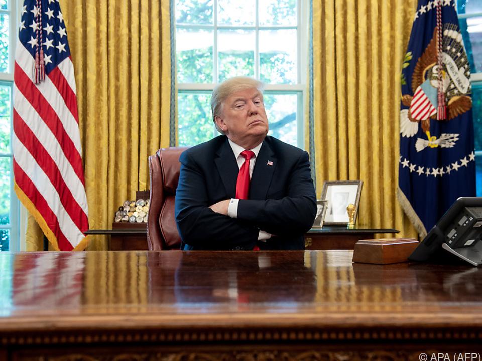 Mit Rückzug aus Syrien überraschte Trump auch die Republikaner