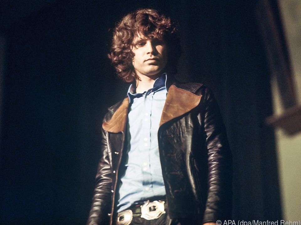 Morrisons dunkler Gesang und seine laszive Ausstrahlung sind legendär