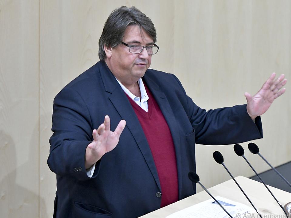 Muchitsch warnte vor der Abschaffung der Notstandshilfe