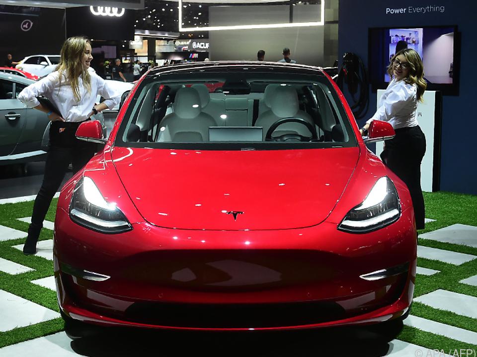 Musk wird das Model 3 nicht los
