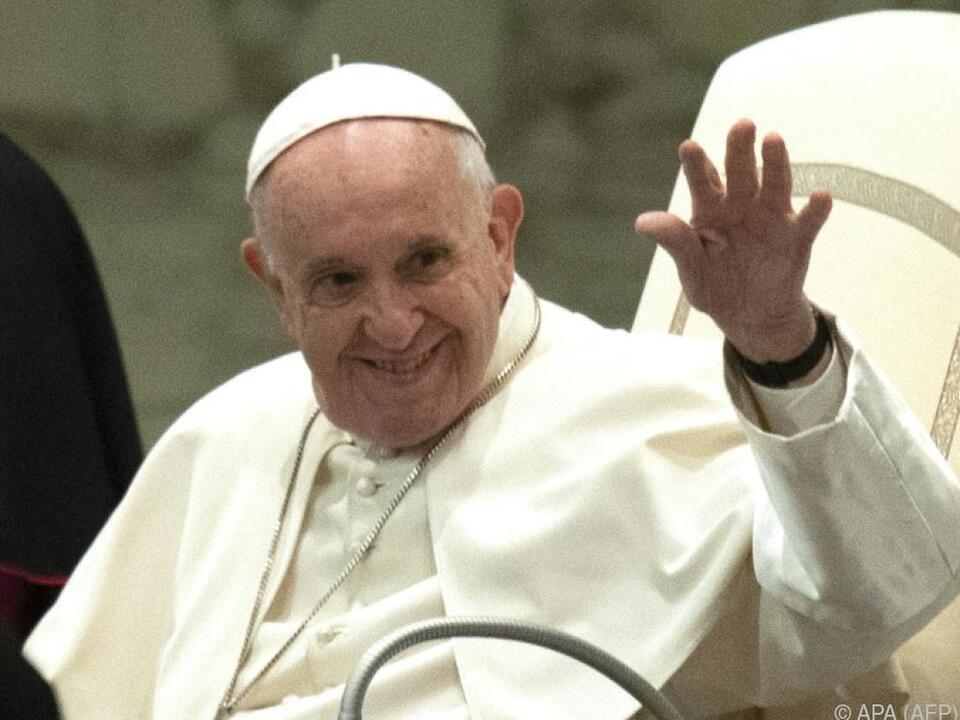 Papst schloss sich Appell des päpstlichen Hilfswerks Kirche in Not an