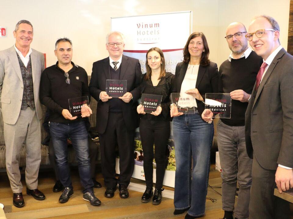 PM Vinum Hotels Südtirol starten Club