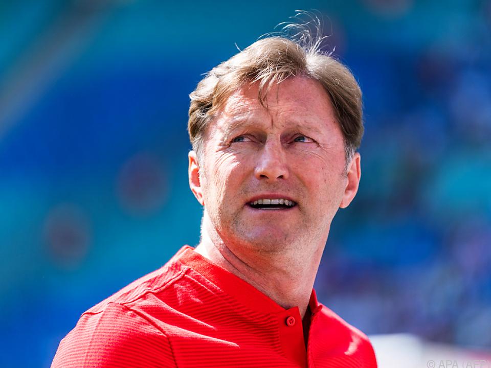 Ralph Hasenhüttl vor Engagement in der Premier League