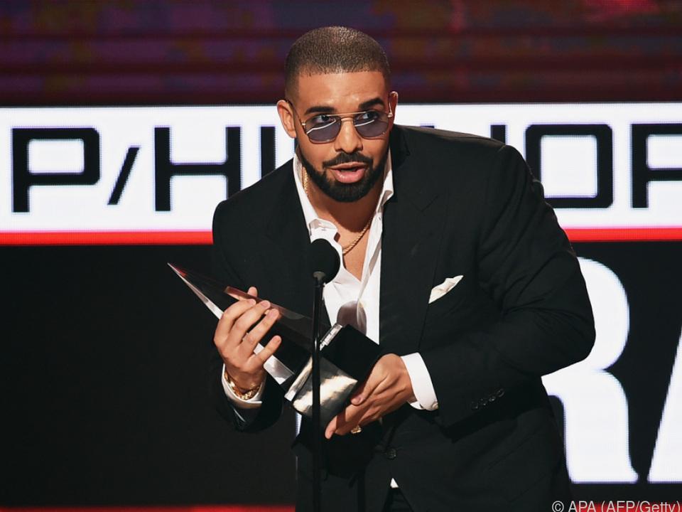 Rapper war bereits 2015 und 2016 die Nummer Eins bei Spotify